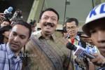 Komjen Pol. Budi Gunawan keluar dari Gedung KPK seusai menyerahkan LHKPN, beberapa waktu lalu. (JIBI/Dok)