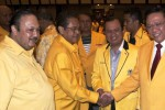 KONFLIK INTERNAL PARTAI GOLKAR : Pengurus Golkar Agung Laksono Didominasi Orang Muda