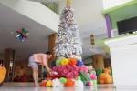 Ibis Styles Jogja memiliki pohon natal 2014 (JIBI/Harian Jogja/dok. Ibis Styles Jogja)l unik-ibis styles jogja