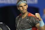 Rafael Nadal berambisi menyabet gelar juara Australian Open di musim 2015. Ist/dok