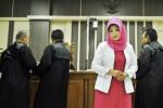 KORUPSI KARANGANYAR : PK Dikabulkan, Hukuman Rina Iriani Berkurang 3 Tahun