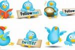 MEDIA SOSIAL TERLARIS : Ini Cara Menambah Follower Twitter