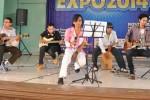 Band Yojico saat tampil di sebuah acara (Foto dokukmen)