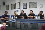 FOTO KUNJUNGAN MEDIA : Manajemen Best Western Solo Baru Kunjungi Solopos