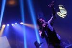 Setia Band tampil menghipnotis para pengunjung Terrace Cafe, Minggu (21/12/2014) dini hari. (Arief Junianto/JIBI/Harian Jogja)