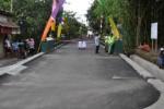 Jembatan Mlinting di Desa Lumbungrejo, Kecamatan Tempel, sebelum diresmikan pada Kamis (18/12/2014). (Rima Sekarani/JIBI/Harian Jogja)