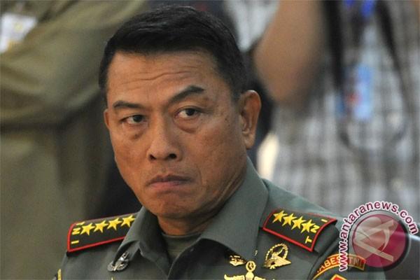 Moeldoko saat masih jadi Panglima TNI (JIBI/Solopos/Antara)