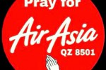 Pray for Airasia (Twitter)