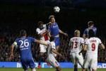PSG saat berhadapn dengan Chelsea di babak grup. PSG ingin balas dendam. Ist/detiksport