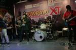 Penampilan salah satu band reguler Javanesse di panggung Warung Kampayo, belum lama ini. (JIBI/Harian Jogja/Arief Junianto)