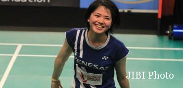 Yukino Nakai penentu tim Renesas Jepang (Badminton.org)