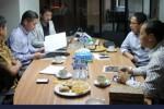 Pertemuan PSSI dengan perwakilan klub Bardral Urayasu (PSSI.org)