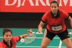 Greysia Polii/Rizki Amelia, ganda putri andalan Jaya Raya (badmintonindonesia.org)