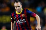 SANKSI BARCELONA : Iniesta Yakin Larangan Transfer Tak Halangi Barca Berprestasi