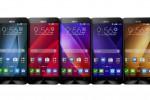 SMARTPHONE TERBARU : Asus Zenfone 2 Miliki Empat Versi Harga Beda