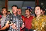 Calon kapolri baru Komjen Pol Budi Gunawan menerima Komisi III DPR di rumahnya (JIBI/Solopos/Antara/Reno Esnir)