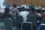 Sejumlah anggota DPRD Boyolali, Jawa Tengah dan DPRD Kota Madiun Jatim  bertemu di Kota Madiun. (JIBI/Solopos/Aries Susanto)