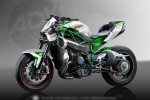 Desain Rekayasa Kawasaki Ninja H2R (Asphaltandrubber.com)