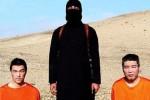 Dua tawanan Jepang di tangan anggota ISIS (Daily Mail)