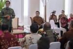 Rakor bupati Indonesia timur di Bogor, Kamis (29/1/2015). (JIBI/Solopos/Antara/Widodo S. Jusuf)