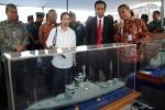 Agenda Presiden Jokowi di PT PAL, Sabtu (10/1/2015). (JIBI/Solopos/Antara/M Risyal Hidayat)