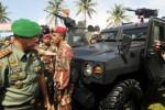 Pameran Alutsista TNI di Manado, Rabu (21/1/2015). (JIBI/Solopos/Antara/Fiqman Sunandar)