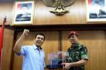 FOTO ALUTSISTA TNI : Pindad Tingkatkan Kapasitas Produksi