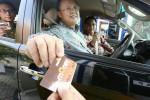 E-Money Bank Mandiri diluncurkan. Peluncuran e-Money Bank Mandiri dan Secure Parking, Rabu (28/1/2015). (Abdullah Azzam/JIBI/Bisnis)