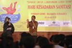 Peringatan Hari Kesadaran Sanitasi di Solo, Rabu (28/1/2015). (Reza Fitriyanto/JIBI/Solopos)