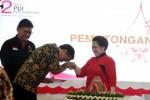 Peringatan HUT ke-42 PDIP , Sabtu (10/1/2015). (JIBI/Solopos/Antara/Muhammad Adimaja)