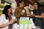 Peluncuran produk H2 Health and Happines, Rabu (28/1/2015). (Rahmatullah/JIBI/Bisnis)