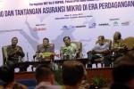 Diskusi dalam rangka HUT ke-2 Kupasi di Jakarta, Rabu (21/1/2015). (Dwi Prasetya/JIBI/Bisnis)