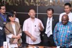 Pemanggilan Bambang Widjojanto oleh Komnas HAM, Selasa (27/1/2015). (JIBI/Solopos/Antara/Akbar Nugroho Gumay)