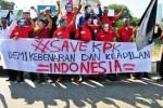 Gerakan Anti-Korupsi Aceh beraksi di Aceh, Jumat (23/1/2015). (JIBI/Solopos/Antara/Ampelsa)