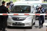 Pemeriksaan di gerbang Gedung KPK, Jakarta, Jumat (30/1/2015). (JIBI/Solopos/Antara/M Agung Rajasa)