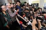 Tim Hukum Penyelamat KPK di Mabes Polri, Jumat (23/1/2015). (Rahmatullah/JIBI/Bisnis)