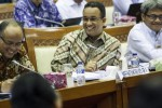 Kurikulum 2013 dievaluasi di DPR, Selasa (27/1/2015). (JIBI/Solopos/Antara/Sigid Kurniawan)