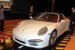 Peluncuran dua mobil terbaru Porsche, Kamis (29/1/2015). (Nurul Hidayat/JIBI/Bisnis)