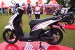 Launching All New Honda Beat di Solo, Sabtu (17/1/2015). (Sunaryo Haryo Bayu/JIBI/Solopos)