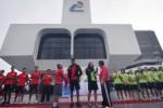 Peluncuran tim Jakarta Pertamina Energi, Jumat (30/1/2015). (JIBI/Solopos/Antara/Zabur Karuru)
