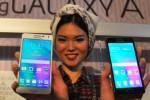 Peluncuran Samsung Galaxy A5 dan A3, Kamis (29/1/2015). (JIBI/Solopos/Antara/Paramayuda)