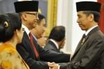 Pelantikan Dewan Pertimbangan Presiden, Senin (19/1/2015). (JIBI/Solopos/Antara/Andika Wahyu)