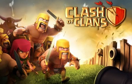 Game Clash of Clans (Google Play)