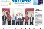 Halaman Depan Harian Umum Solopos edisi Senin, 26 Januari 2015