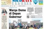 Halaman Soloraya Harian Umum Solopos edisi Jumat, 30 Januari 2015