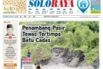 Halaman Soloraya Harian Umum Solopos edisi Kamis, 29 Januari 2015