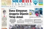 Halaman Soloraya Harian Umum Solopos edisi Rabu, 28 Januari 2015