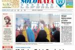Halaman Soloraya Harian Umum Solopos edisi Sabtu, 17 Januari 2015