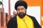 Hoseyn Khademian ulama iran dikecam gara-gara menggunakan pakaian berwarna kuning (BBC)