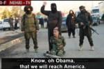 ISIS ancam bunuh Obama (Daily Mail)
